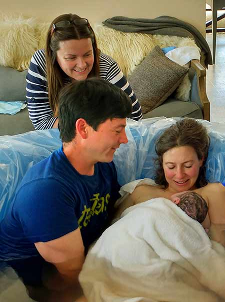 Home birth - Hudson Valley Doula
